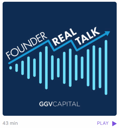 Learn about how automation gave Tray.io its start on the GGV Founder Real Talk podcast.